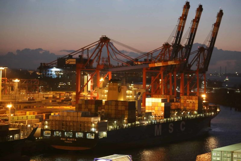 Shipbuilding inspection