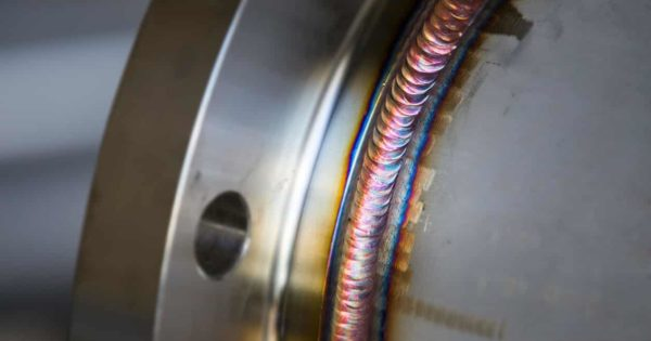 Welding to be examined with Pexray's portable x-ray systems which are designed specifically for NDT applications